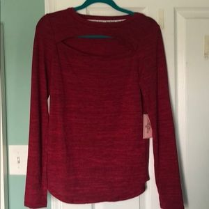 Juicy Couture Top with cutout